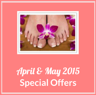 Perfect Pedicure and Glam Glow Facial available at Beautonic Beauty Salon and Spa!